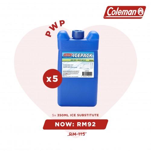 Vaccine Program - Coleman 350ML Ice Substitute x5