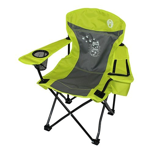 Coleman Fyrefly Illumi-Bug™ Kids Chair - Green
