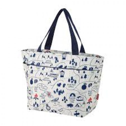 COLEMAN SOFT COOLER DAILY TOTE CAMP MAP 25L ASIA