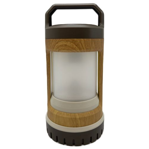 COLEMAN BL USB RECHARGEABLE LANTERN (NATURAL WOOD) ASIA