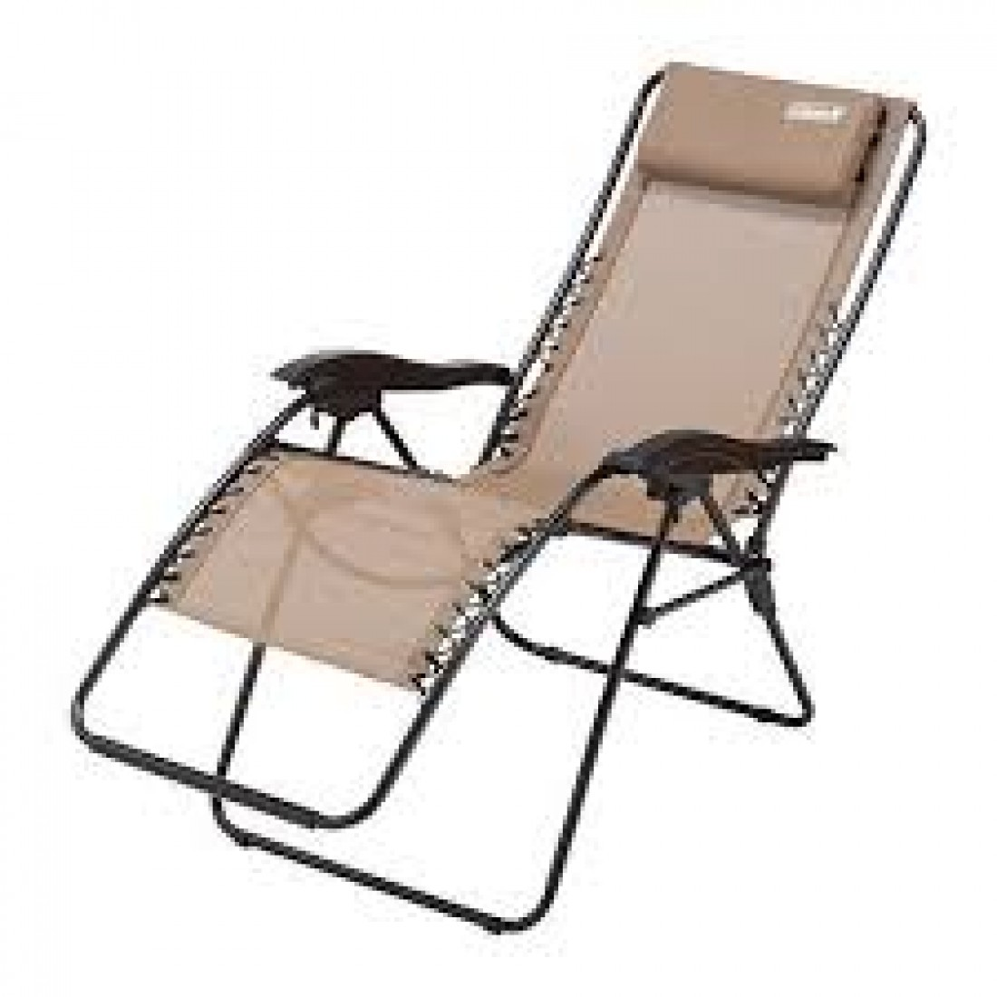 COLEMAN CHAIR INFINITY BLACK ASIA