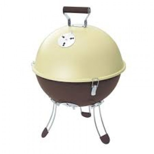 COLEMAN PARTY BALL GRILL (BROWN)