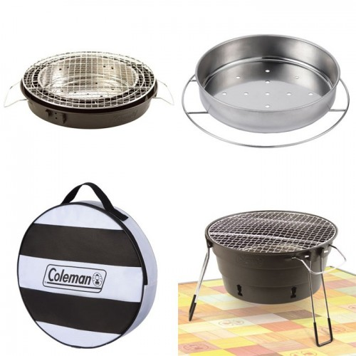 COLEMAN PACK AWAY GRILLⅡ / BLACK