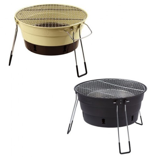 COLEMAN PACK AWAY GRILLⅡ / BROWN