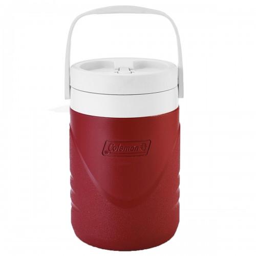 Coleman 1 Gallon/3.8 Litre Cooler Jug - Red