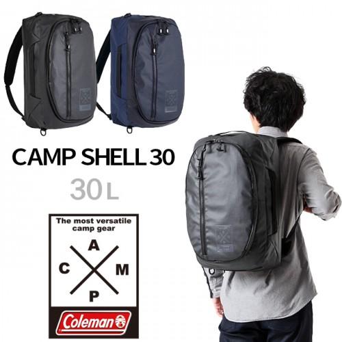COLEMAN BAG CAMP SHELL 30 INDIGO BLUE