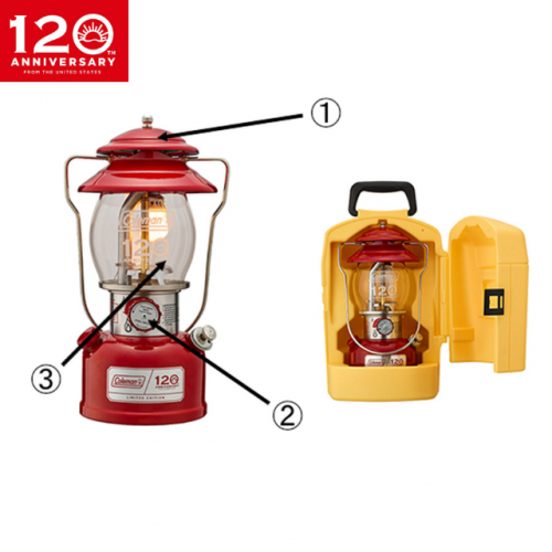 120TH ANNIVERSARY SEASONS LANTERN VENTILATOR 2021