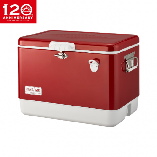 120TH ANNIVERSARY SEASONS 54QT STEEL BELT® COOLER 2021
