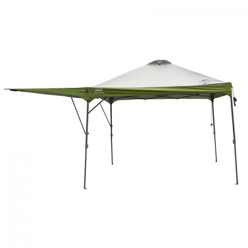 Coleman 3m x 3m /10 ft x 10 ft Instant Shelter With Lift Up Awning