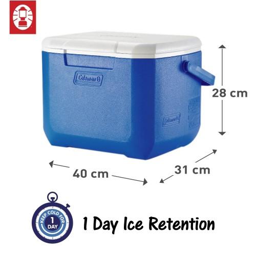 Coleman 16QT Cooler Box - Blue