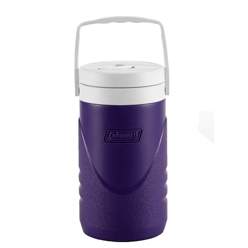 Coleman 1/2 Gallon/ 1.9L Cooler Jug - Purple