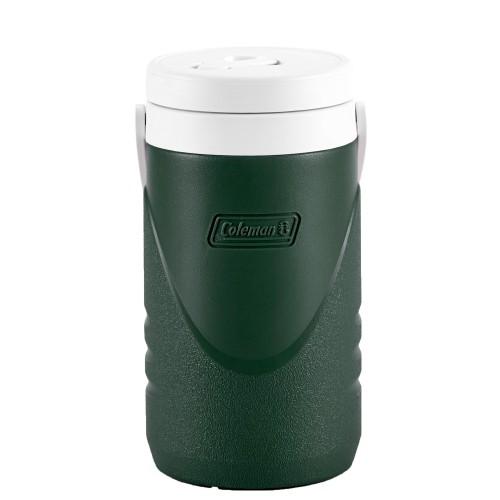 Coleman 1/2 Gallon/ 1.9L Cooler Jug - Green
