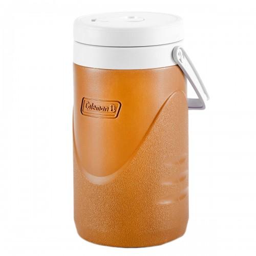 Coleman 1/2 Gallon/ 1.9L Cooler Jug - Orange