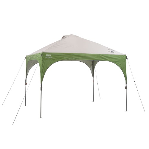 Coleman 3m x 3m / 10 ft x 10 ft Instant Straight Wall Shelter