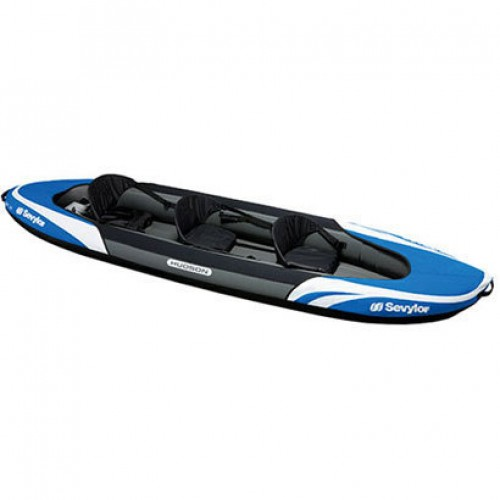 Sevylor Inflatable Kayak Hudson 3P