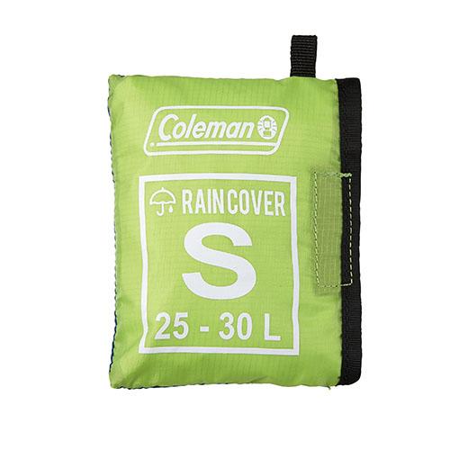 COLEMAN BAG RAIN COVER S LT GREEN ASIA