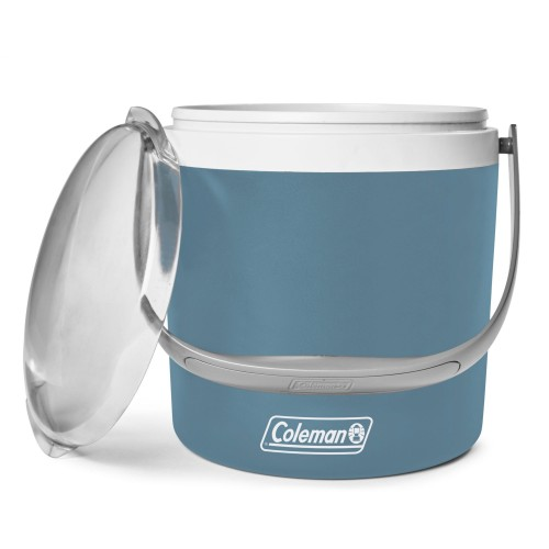 Coleman Performance Cooler Box - 9QT Party Circle Cooler Box (Dusk Blue)