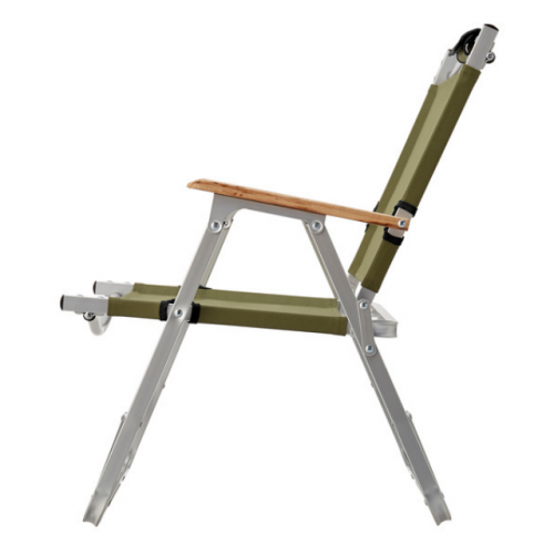 COLEMAN COMPACT FOLDING CHAIR (OLIVE) (EX)