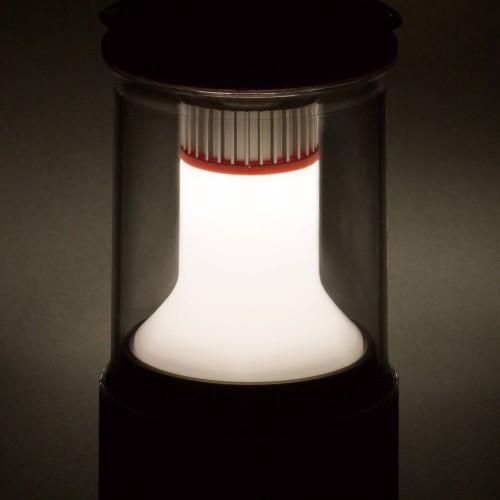 COLEMAN BATTERYGUARD LED LANTERN / 600 GRN