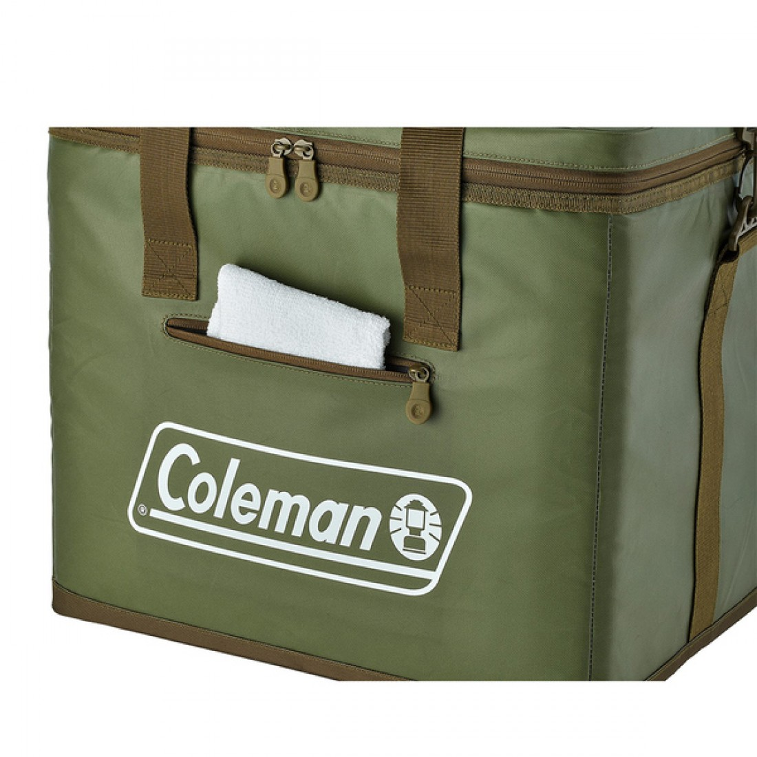 COLEMAN SOFTCOOLER ULTIMATEICE II OLIVE 35L