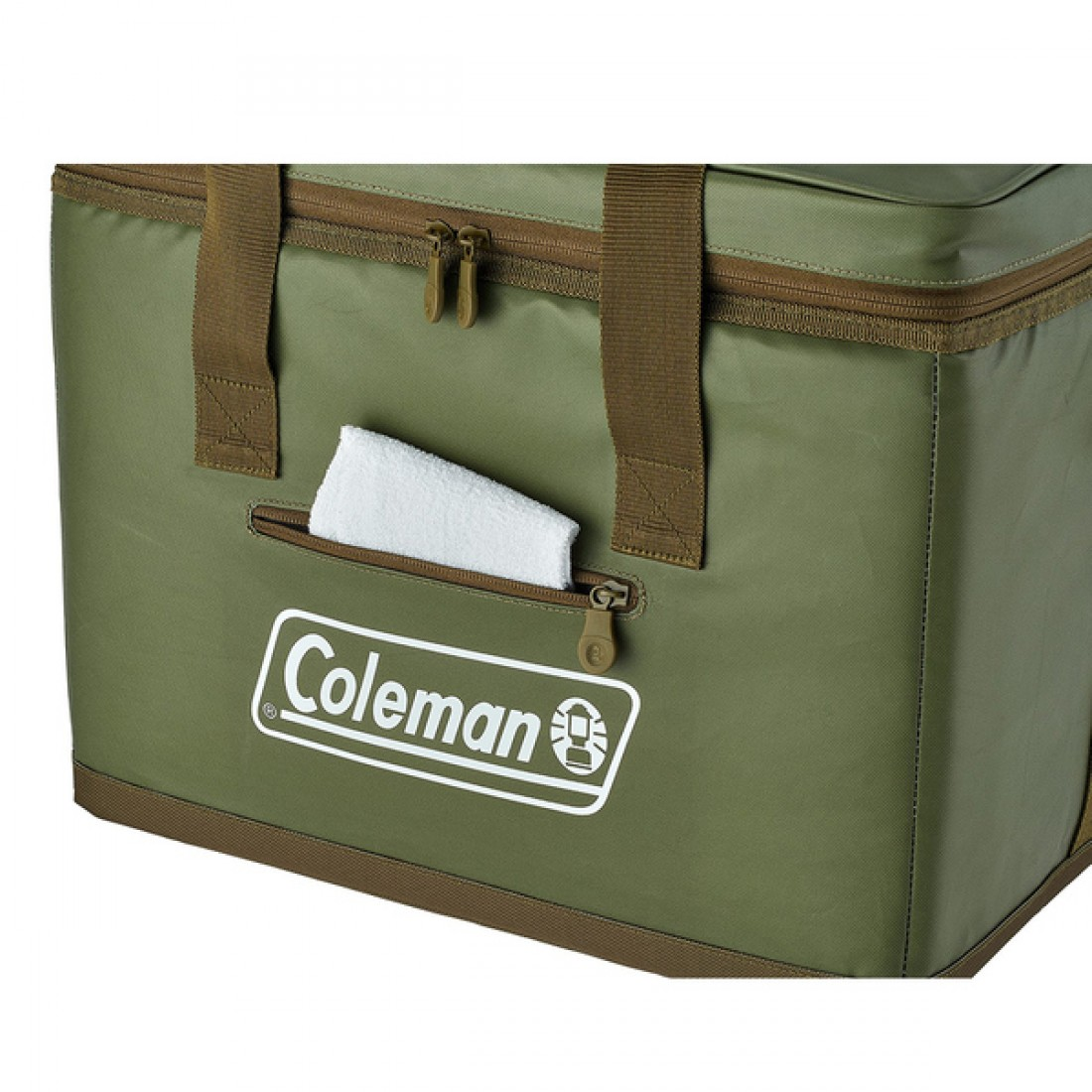 COLEMAN SOFTCOOLER ULTIMATEICE II OLIVE 25L