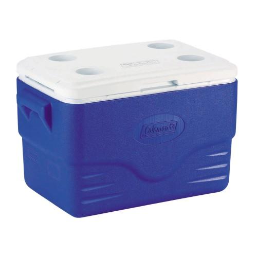 COLEMAN 36QT/34L COOLER BOX (BLUE)