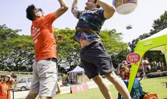 Owning the Weekend' in style at Putrajaya Hot Air Balloon Fiesta