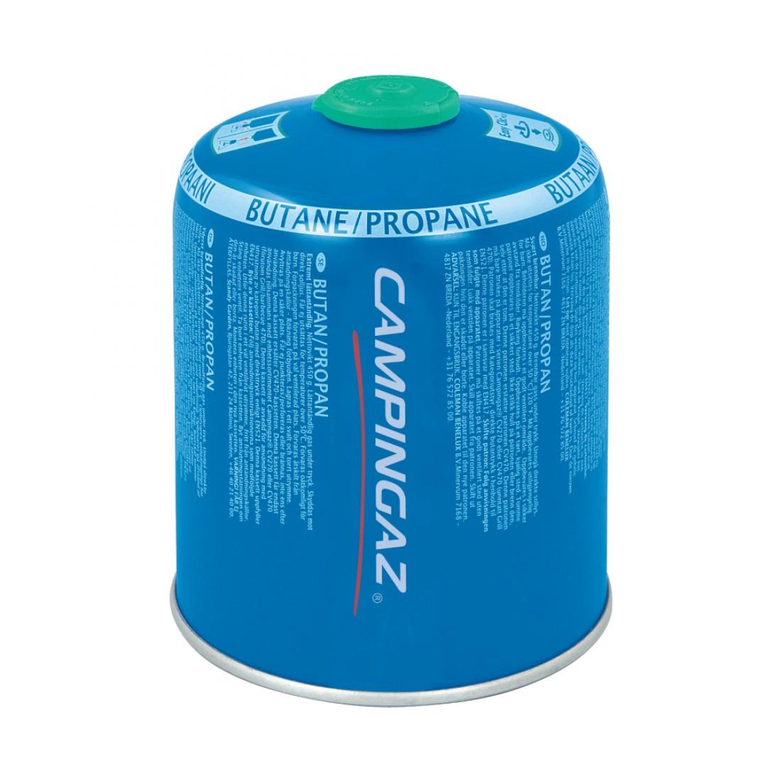 Campingaz CV470 Plus Fuel Cartridge (Valve)