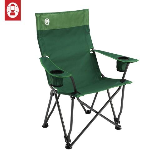 Coleman High Back Relax Chair (Green)