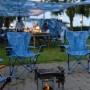 Coleman IL Resort Chair - Denim