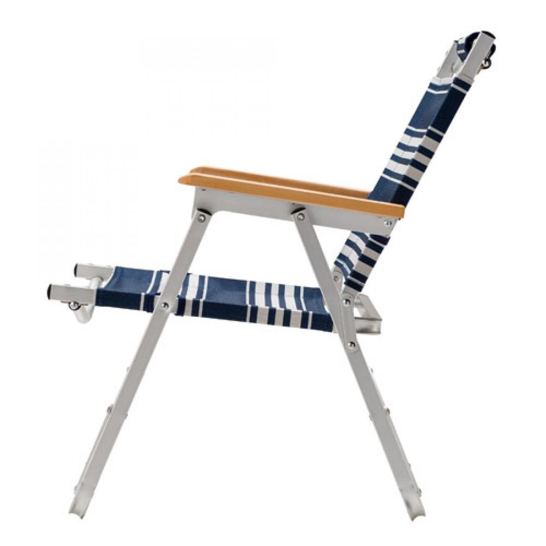 Coleman Fireplace Folding Chair