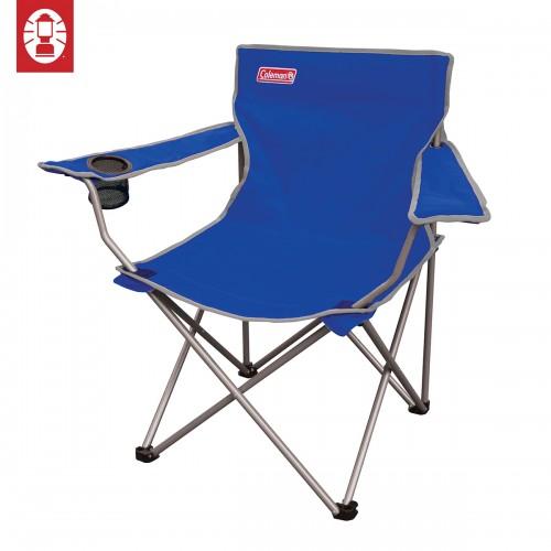 Coleman Go! Quad Arm Chair - Blue