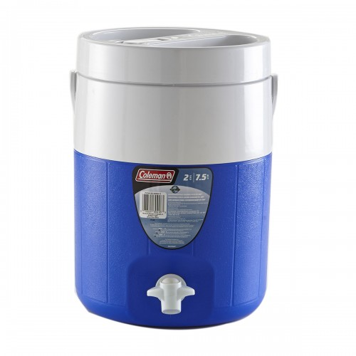 Coleman 2 Gallon / 7.6 Litre Polylite Jug - Blue