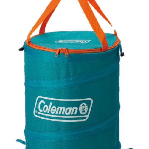 Coleman Pop Up Storage Box - Aqua