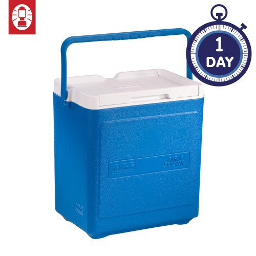 Coleman 20 Cans Party Stacker™ Cooler Box (Blue)