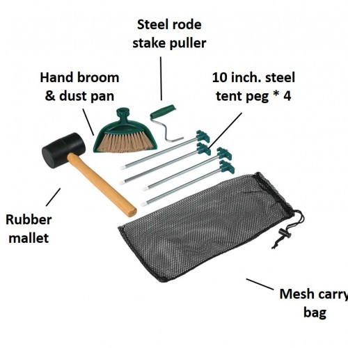 Coleman Tent Essential Kit