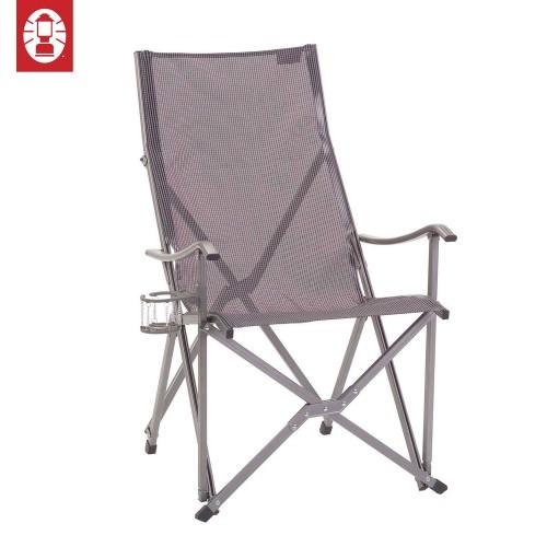 Coleman Patio Sling Chair Outdoor (Grey)