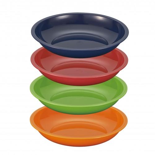 Coleman Nordic Color Bowl (4 PCS)