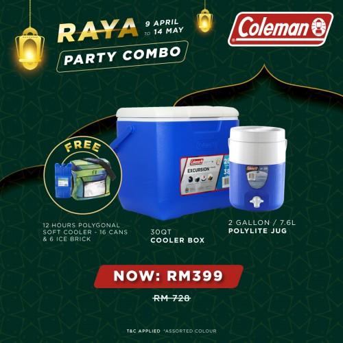 Raya Party Combo 1