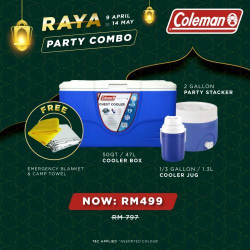 Raya Party Combo 2