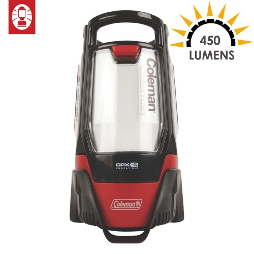 Coleman CPX™6 Triago™ 450 Lumens LED Lantern