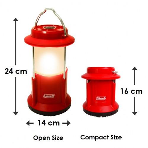 Coleman Batterylock™ Pack Away Lantern