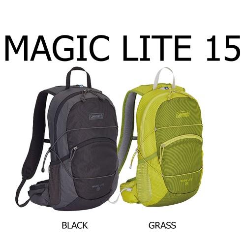 COLEMAN MAGIC LITE 15 - BLACK