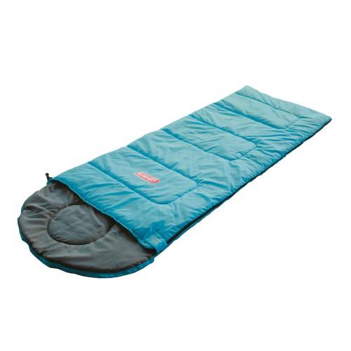 Coleman Go! C25 Hooded Sleeping Bag (Blue)