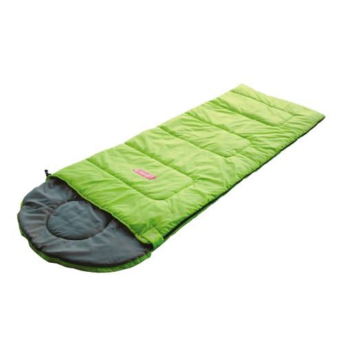Coleman Go! C25 Hooded Sleeping Bag (Green)