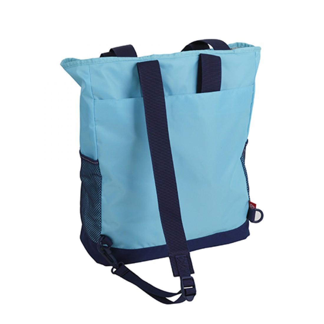 Coleman 2 Way Tote Backpack Desert Sand