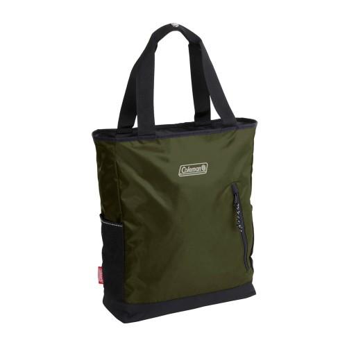 Coleman 2 Way Tote Backpack Olive Leaf