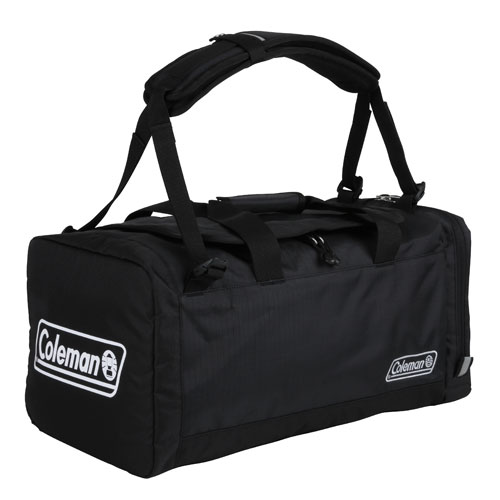 Coleman 3 Way Boston Small Backpack Black