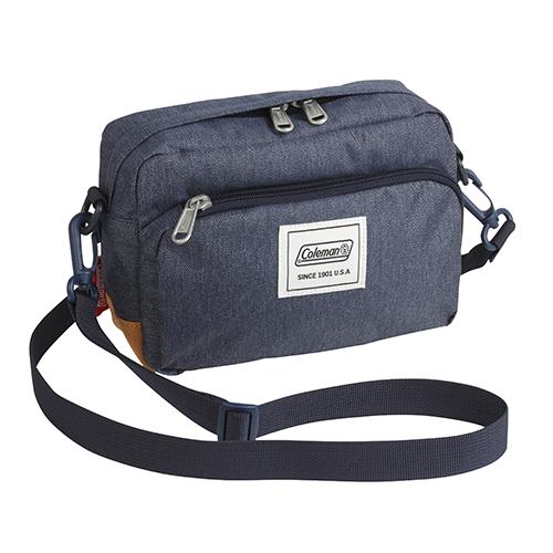 Coleman C - Shoulder Pouch Backpack Denim