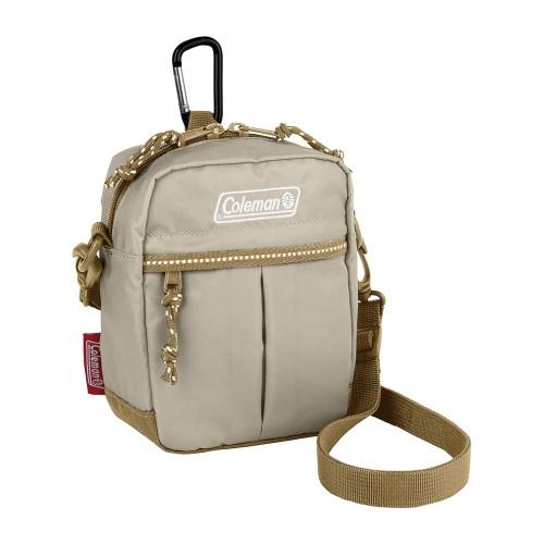 Coleman Walker Cube Desert Sand Backpack